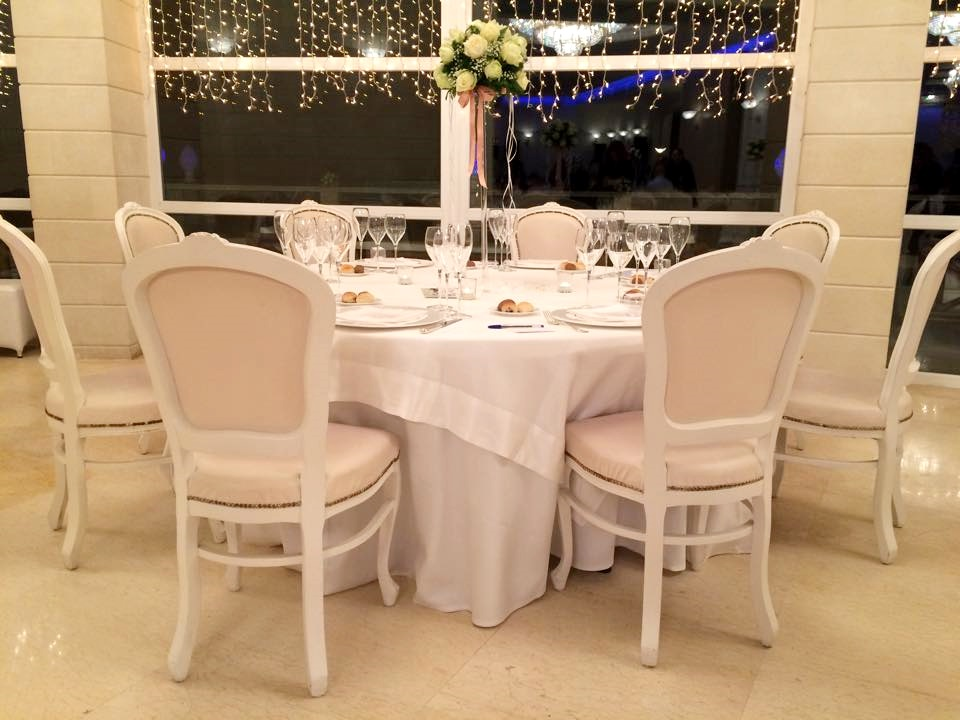 Sei segreti decor dai wedding planner